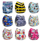 Kyпить US Washable Newborn Pocket Nappy Cloth Reusable Diaper Cover Wrap Baby Boy Girls на еВаy.соm