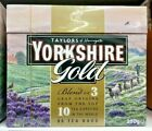 Yorkshire Tea Bags A proper brew- pure and simple Seriously refreshing Brand New