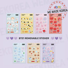 BT21 Baby Removable Sticker Decoration item 7types Official K-POP Authentic MD