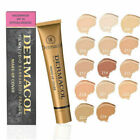 New Makeup Cover Makeup FOUNDATION Dermacol Waterproof Hypoallergenic SPF-30 USA
