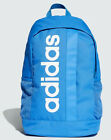 Adidas Linear core Backpack Bag school gym men womens kids NEW LIMITED QTY BLUE