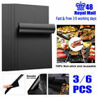 Non-Stick BBQ Grill Mat Cooking Mats Barbecue Pad Teflon Reusable Oven Liners