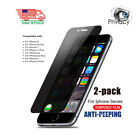 2PCs Screen Protector Tempered Glass Privacy Anti-Spy for i Phone 6s 6 7 8 Plus $5.59 USD on eBay