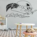 Speedy Gonzales Show Quote Wall Sticker Home Room Vinyl Art Decal Decors
