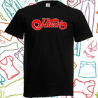 Heart Band Logo Men's Black T-Shirt Size S to 3XL