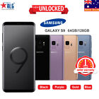 "5.8"" New Samsung Galaxy S9 G960f Octa-core 64/128gb Factory Unlocked Smartphone"