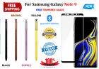 S Pen For Samsung Galaxy NOTE 9 + Free Temper Glass Stylus Bluetooth ALL COLORS