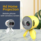 YG220 Mini Projector Mobile Phone Supports 1080P Multimedia Video Player Gift AU