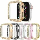 Diamond Protective Case For Apple Watch iWatch Series 6 5 4 3 2 1 38/40/42/44mm