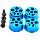 FixedPricerfdtygr mini 4wd middle diameter wheels self-made parts for tamiya mini 4wd colo