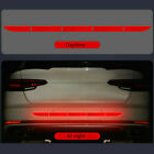 Car Reflective Warning Strip Tape Bumper Truck Safety Sticker Decal Paster Decor