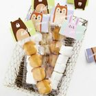 Plastic Candy Bags Party Favor Gift Packaging Bag Cute Design Food Storage 20pcs