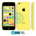 Apple iPhone 5C 8GB 16GB 32GB White Blue Green Pink Yellow Unlocked Graded