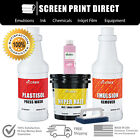 Внешний вид - Chemistry Kit for Screen Printing - Removers, Ink Degradent, Hand Cleaner