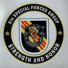 US Army 5th Special Forces Group