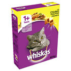 Whiskas Cat Food With Vitamins & Minerals Included | Helps Support Cats Health