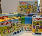 Geomag Magicube Stem Magnetic Cube Building Set For Baby/toddler - Select Type