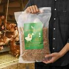Euchirus Dried Mealworms 100%Natural No Mositure,Trests for Birds Chickens