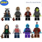 Kyпить Marvel Guardians of the Galaxy Custom Minifigures Block Brick Compatible w/ Lego на еВаy.соm