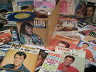 45 rpm vinyl records ALL ELVIS Presley YOU SELECT rare CLEANED & PLAYS VG+ NM-