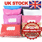 STRONG Post Postal Plastic Mailing Bags Postage Self Seal Coloured all Sizes