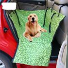 Pet Carriers Dog Car Seat Covers Carrying For Dogs Cats Mat Blanket Rear Back