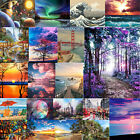 Landscape DIY Oil Acrylic Painting Kit Paint By Numbers Adult Children Beginners