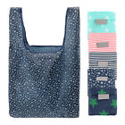 Foldable Shopping Tote Bags Eco Reusable Grocery Shopping Portable Storage Bag