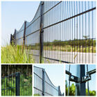 Home Deluxe Double Rod Matt Fence Fence Industrial Fence Grid