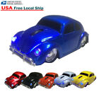 Volkswagen VW Beetle Car 2.4Ghz Wireless Mouse USB Optical Mice for Laptop PC US