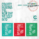 CRAVITY SEASON2. HIDEOUT: The New Day We Step Into CD + Photobook + Photocard
