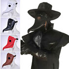Halloween Props Steampunk Plague Doctor Mask Party Cosplay Costume Decorations