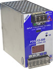 12 VDC 2A - 40A power supply PDS-12 voltage current DIN RAIL