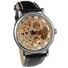 Man Watch Steampunk Mechanical Watch Hand-winding Mechanical Men Wrist Watches