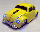 US Classic Beetle Car 2.4GHz Wireless Optical Mouse Computer Mice + USB Receiver