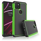 For T-Mobile Revvl 5G/TCL Revvl 4+ Plus/4/5G Phone Case ShockProof Hybrid Cover