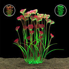 Artificial Aquarium Plants Decoration Fish Tank Water Plant Grass Ornament US