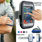 For Samsung Galaxy S20 S10 S9 Plus S8 Gym Running Phone Bag Sport Arm Band Case