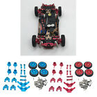 Metal Upgrade Spare Parts Wltoys 1/28 Scale P929 K969 K979 K989 Rc Car
