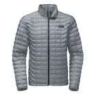 NWT Men's The North Face Thermoball Mountain Grey Matte Jacket,100% Authentic