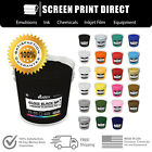 Внешний вид - Ecotex® Premium Plastisol Ink For Screen Printing  - All Sizes - 24 Colors