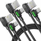 3 Pack Mcdodo For iPhone 12 Pro Max iPhone 8 Plus 7 USB SYNC Charger Cable Data