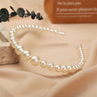 Fashion Women Girl's Pearl Hairband Headband Crystal Hair Hoop Hair Accessories