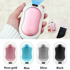 10000mAh Rechargeable Power Bank Hand Warmer USB Charger Pocket Electric Heater