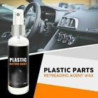 Suv Car Plastic Part Retreading Restore Agent Wax Instrument Wax Reducing Agent