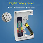 Universal Battery Voltage Tester Digital Display Checker AAA/AA/C/D/9V Coin Cell