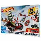 Hot Wheels Advent Calendar 2019 New