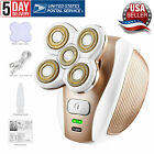Electric Shaver For Women Cordless Electric Razor Legs Body Area Hair Trimmer US