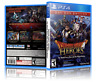 Dragon Quest Heroes: The World Tree's Woe and the Blight Below -Custom PS4 Cover