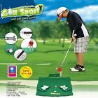 Indoor Mini Golf Man Indoor Game Sets With A Little Guy Attached To Golf Club